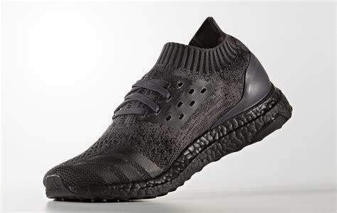 adidas ultra boost uncaged triple black adidas ultra boost uncaged sole collector