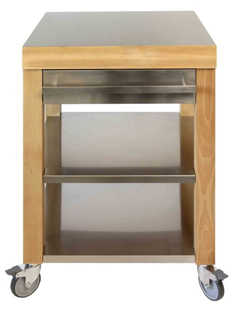 etagere en inox pour cuisine cristel billot de cuisine cookmobil tiroir 233 tag 232 re inox plan inox bross 233 60 x 60 x 90