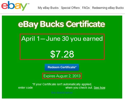 Buy Ebay Items With Amazon Gift Card - get 8 cash back on every ebay item you buy