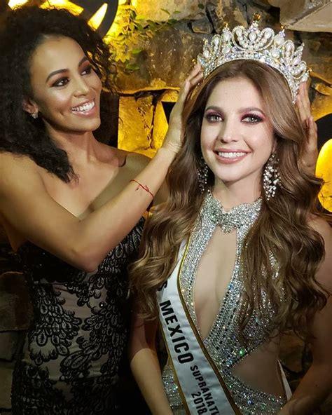 Miss Diana diana romero is miss supranational mexico 2018 missosology