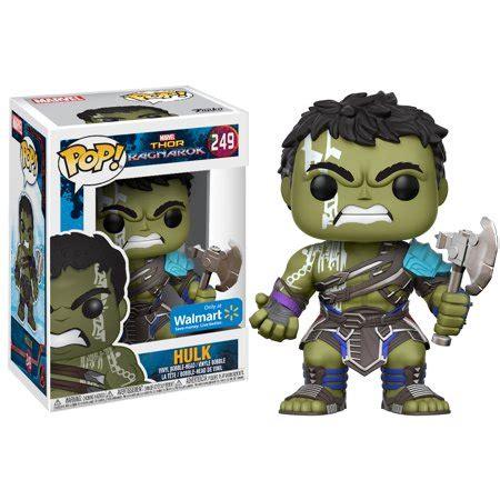 funko pop marvel: thor hulk  walmart exclusive walmart.com