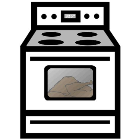 kitchen stove oven with turkey household kitchen appliances oven