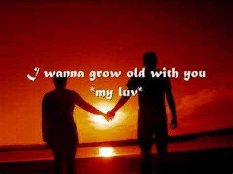 Download Mp3 Free Westlife I Wanna Grow Old With You | i wanna grow old with you westlife w lyrics youtube