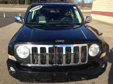 2008 Jeep Patriot Transmission Purchase Used 2008 Jeep Patriot 4x4 With 5 Speed