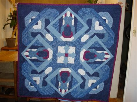 Knot Quilt by Gorgeous Celtic Knot Quilt Aacq