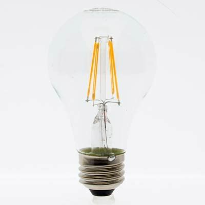 duracell ultra led a19 light bulb led12108 duracell ultra 40w equivalent dimmable filament