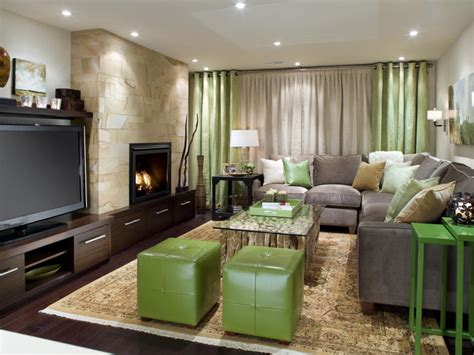 10 chic basements by candice olson decorating and design 10 chic basements candice olson hgtv basement decorating