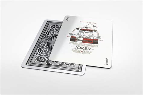 card deck mockup template free cards mock up v2 on behance