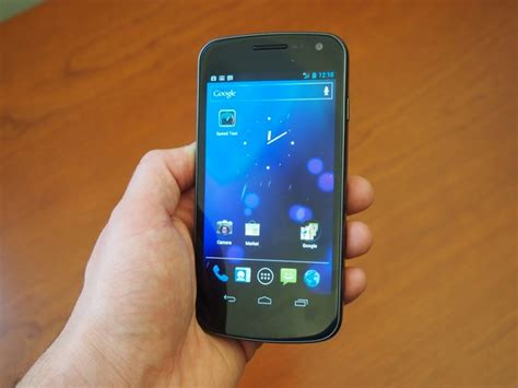 Hp Samsung Galaxy Nexus verizon galaxy nexus impressions photos and test results