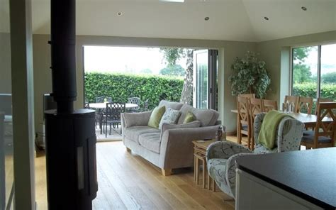 Contemporary Open Floor Plans Single Storey Extension Ryton Village Tyne Amp Wear