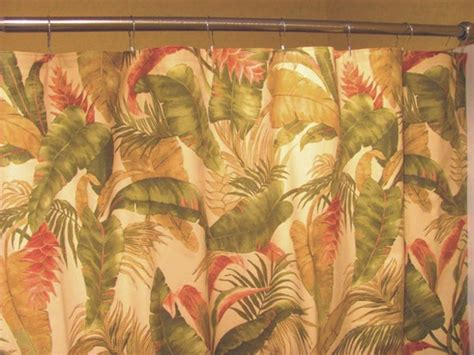 special order curtains la selva shower curtain