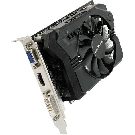 Vga R7 250 2gb Sapphire Radeon R7 250 Graphics Card 11215 01 20g B H Photo