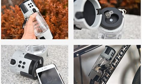 Tried Smart Water by Tactical Deals Hydra Smartbottle