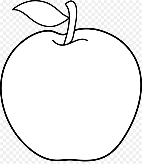 apple clipart black and white black and white line clip white apple