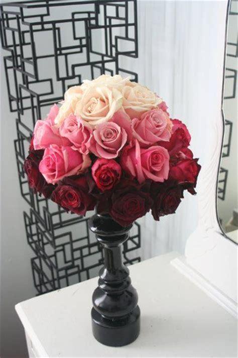 Avant Garde Boho Chic Formal Black Burgundy Ivory Pink Red