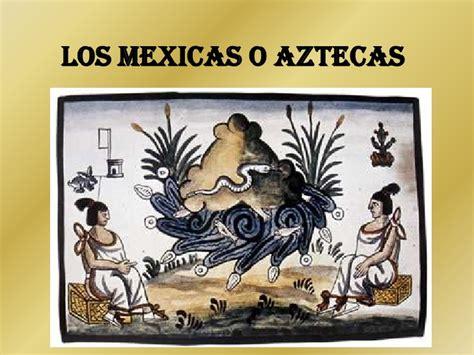Imagenes De Aztecas O Mexicas | los aztecas o mexicas