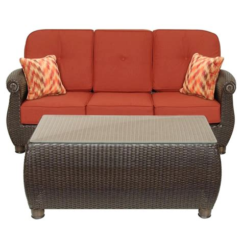 sofa without back cushions sofa without cushions sunnydaze belgrano wicker rattan 6