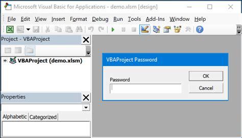 reset vba password proxoft reset vba password portable