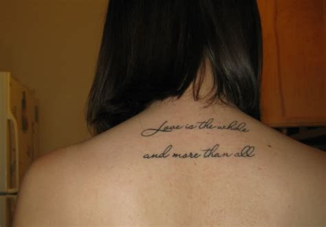 small love quotes for tattoos small tattoos quotes about quotesgram