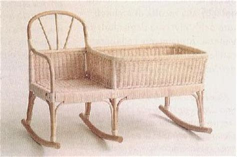 Rocking Chair Crib Combo by Whatever Happened To Rosemary S Berceuse Types