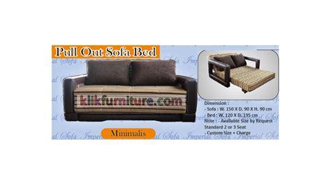 Sofa Bed Pabrik sofa bed minimalis imperial agen sofa pabrik