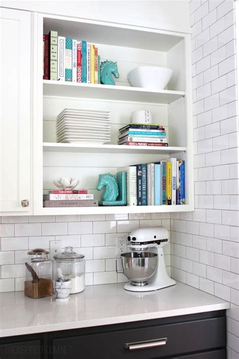 25 best ideas about cookbook shelf on