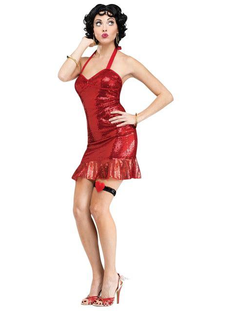 Disfraz De Betty Boop Para Mujer Funidelia Betty Boop