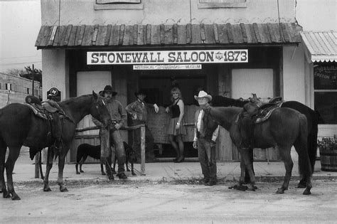 In Saloon Tx Museum Historical Bytes