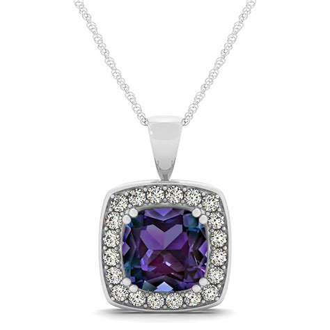 seashell fossil druzy opal necklace with sapphires purple sapphire pendant tn43 advancedmassagebysara