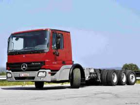 Mercedes Lorry Mercedes Actros 2641 14481 Wallpaper Mercedes