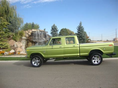 1974 ford crew cab for sale 1974 ford f250 crew cab 4 door 4x4 in excellent shape see