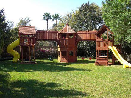 modern backyard playground ideas  kids misc