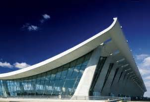 washington dulles international airport eero saarinen