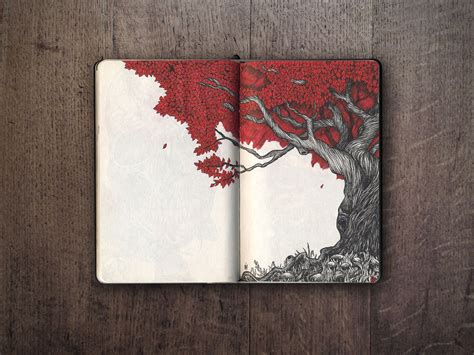 sketchbook drawing ideas the impressive moleskine sketchbook of ivan meshkov