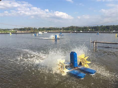 kincir air tambak ikan aerator kincir air tambak paddle