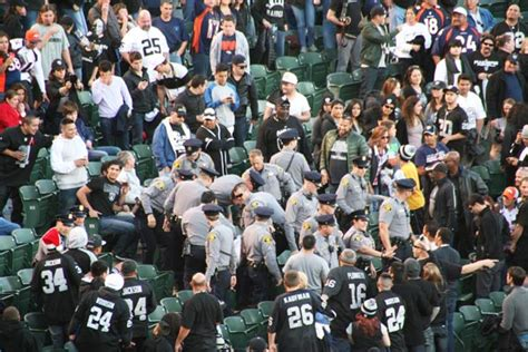 oakland raiders fan experience nation meet nfl s most outrageous fans