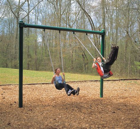 swing swung commercial swing sets playground swings commercial swings