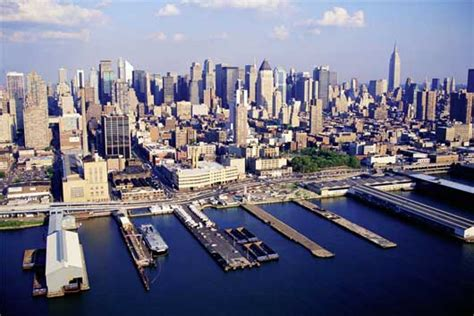 new york port new york is top of the ports but the price