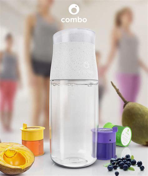 supplement bottle supplement infused water bottles combo bottle