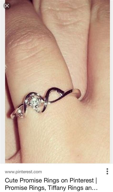 how to wear a promise ring quora