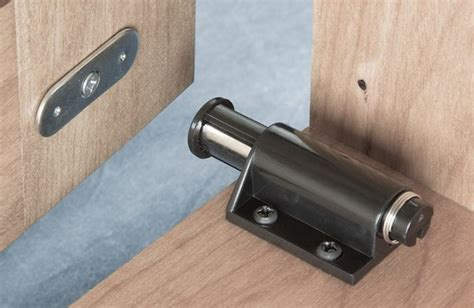Closet Door Magnets Image Gallery Cabinet Latches
