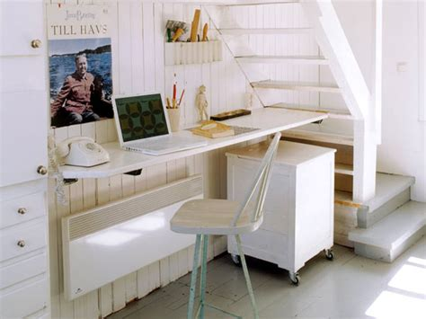 home office design ideas for homes with limited spaces