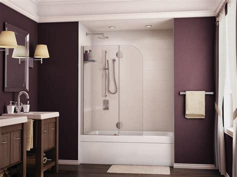 Shower Shield by Fleurco Glass Tub Shield Evolution Monaco