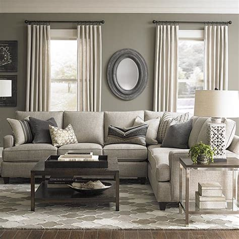 bassett furniture sectional sofas sectional sofas living room furniture bassett furniture