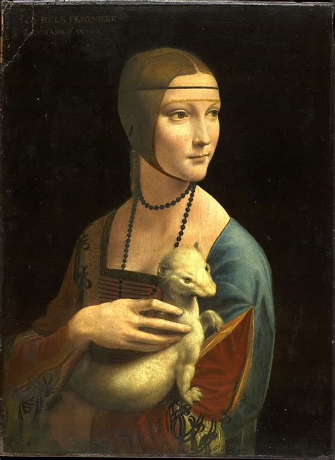 2 Paintings Of Leonardo Da Vinci by Da Vinci Arthipstory