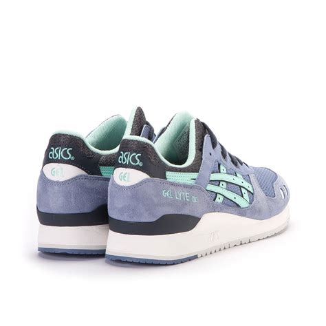 Asics Gellyte Iii asics gel lyte iii wash light mint h62rq 4876