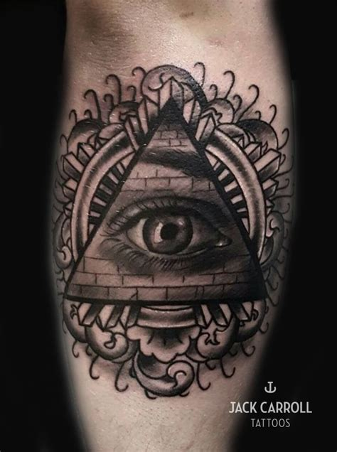 all seeing eye tattoo collection of 25 the all seeing eye sle