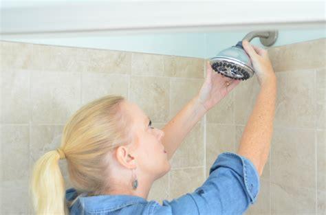 install shower head in bathtub waterpik torrent powerspray shower head review home