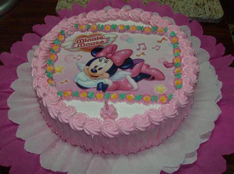 decoracion de tortas con crema de minnie christian rodr 237 guez tortas y gelatinas decoradas
