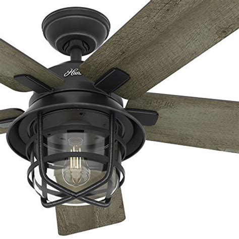 outdoor ceiling fans with light fan 54 quot weathered zinc outdoor ceiling fan with a